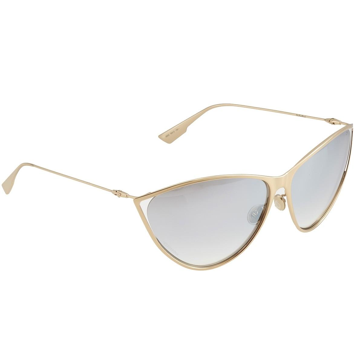 Dior 迪奥 灰色女士猫眼太阳镜