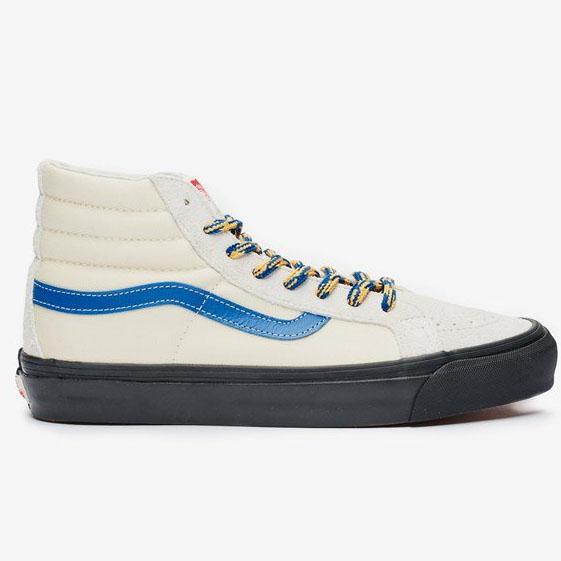 Vans 万斯 OG SK8-HI LX 男子滑板鞋
