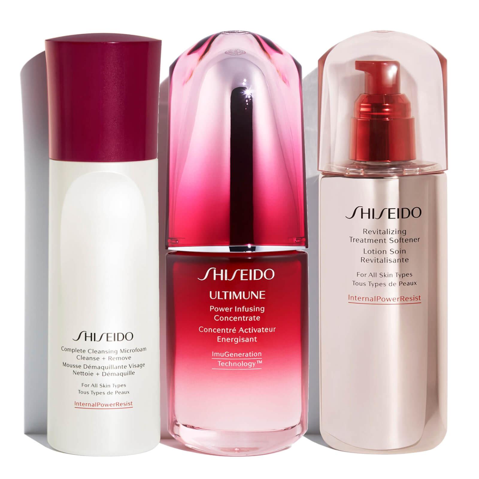 Shiseido 资生堂 明星护肤三件套