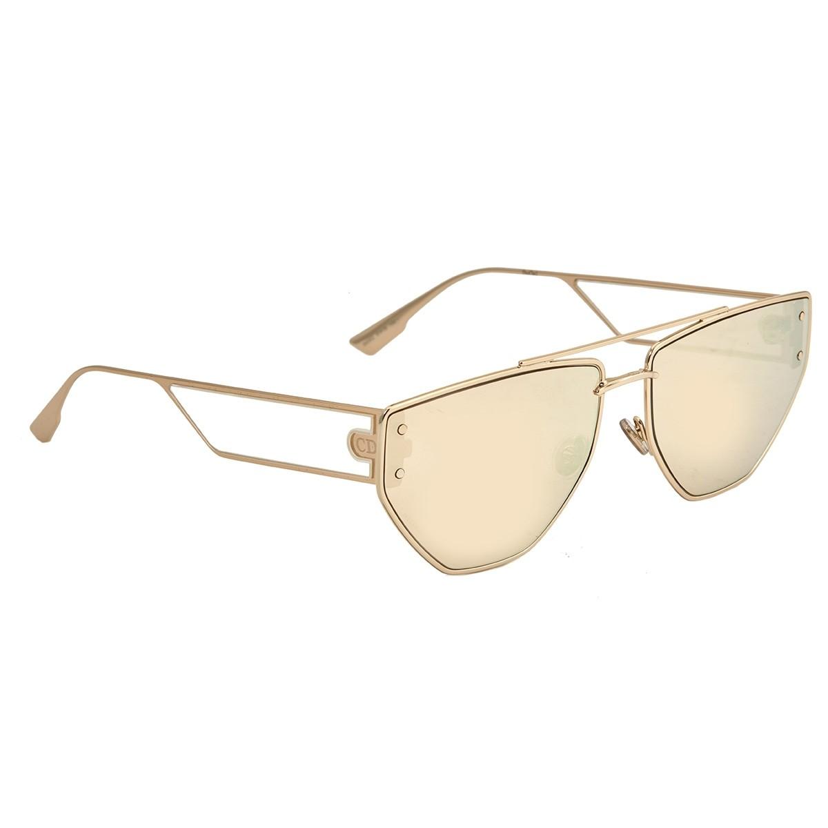Dior 迪奥 金色几何女士太阳镜