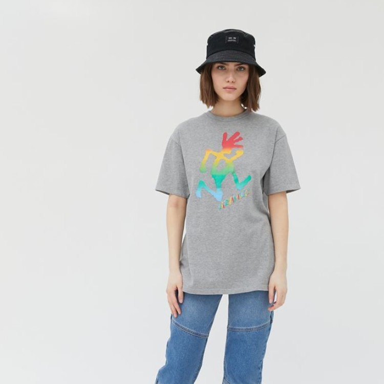 Urban Outfitters Gramicci 扎染 logo 图案T恤