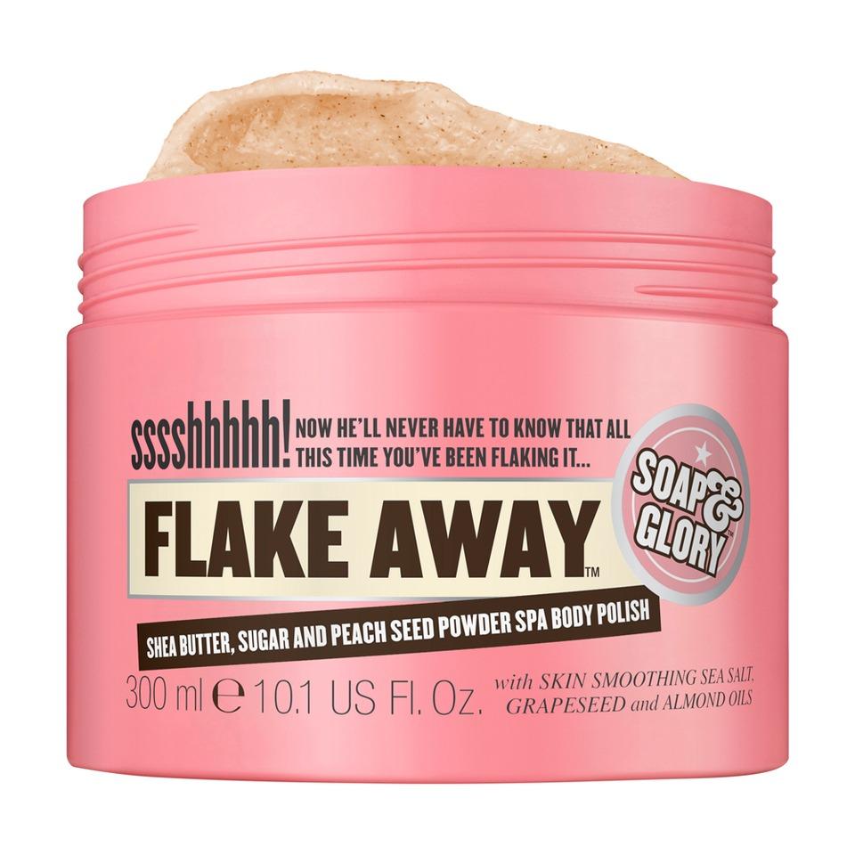 SkinStore.com:Soap and Glory Flake Away Body Polish 30% OFF