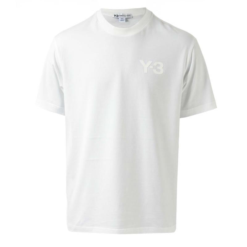 Y-3 经典 logo 男士T恤