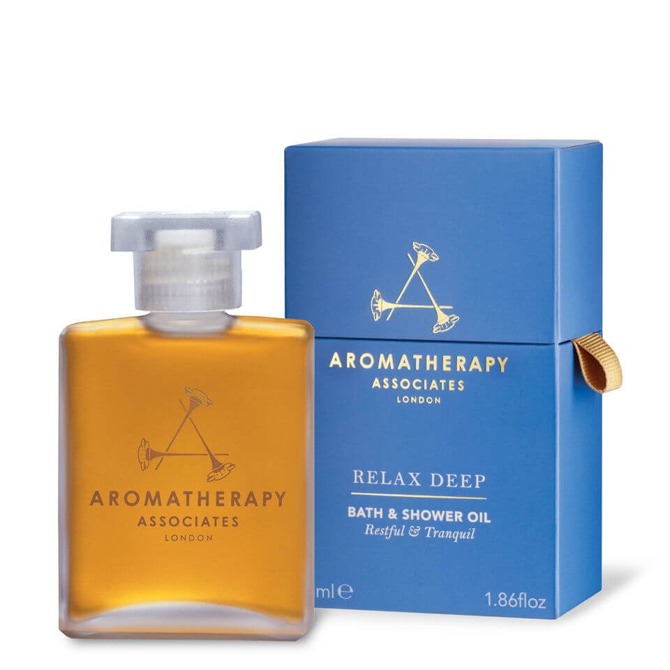 Aromatherapy Associates 深度舒缓放松沐浴油 55ml