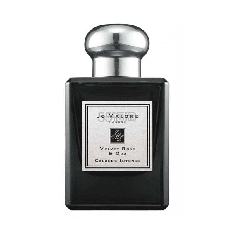 白菜价!【免税直邮】Jo Malone 祖玛珑 丝绒玫瑰与乌木香水(简装)50ml