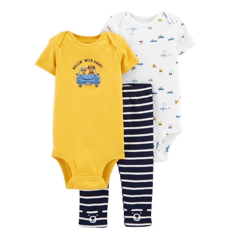 Carter's 三件套婴童装