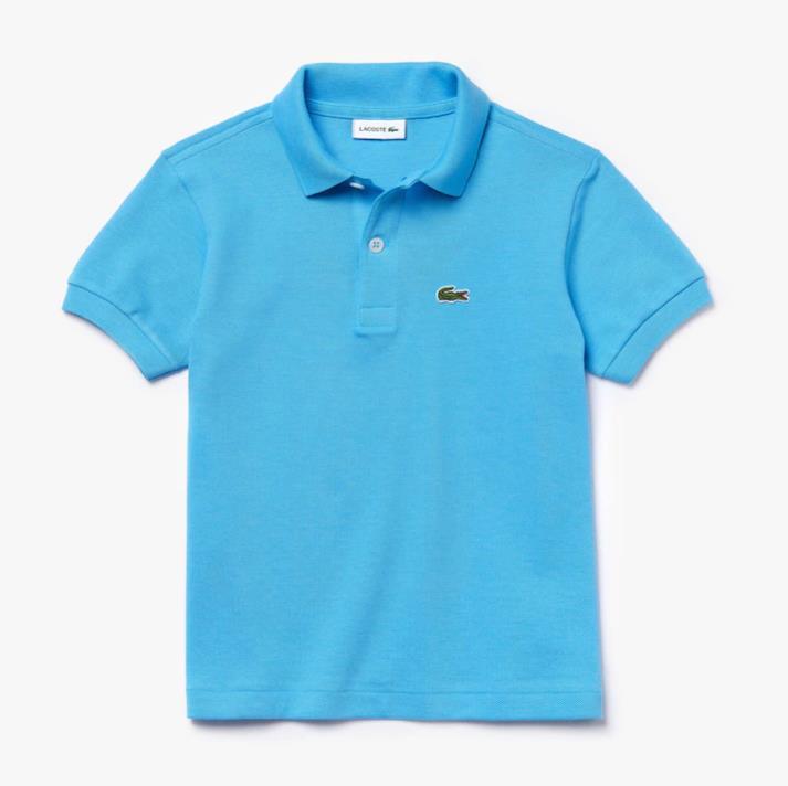 Lacoste 鳄鱼童款经典polo衫
