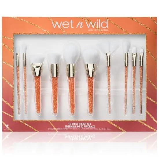 Wet n Wild 湿又野化妆刷10支套装