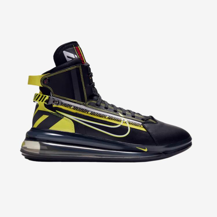 Nike Air Max 720 SATURN 耐克 AS 黑金 2019全明星