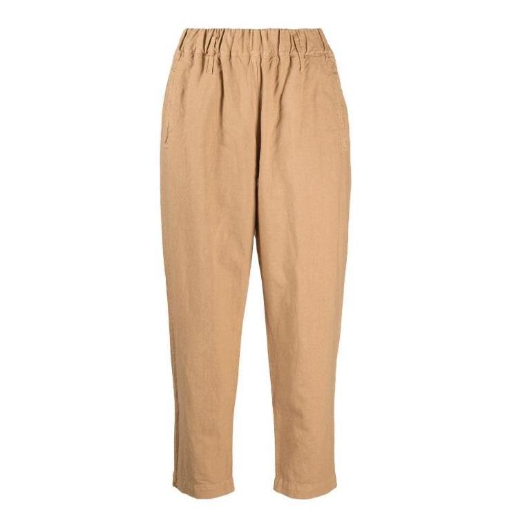 Woolrich 弹性腰边露踝裤