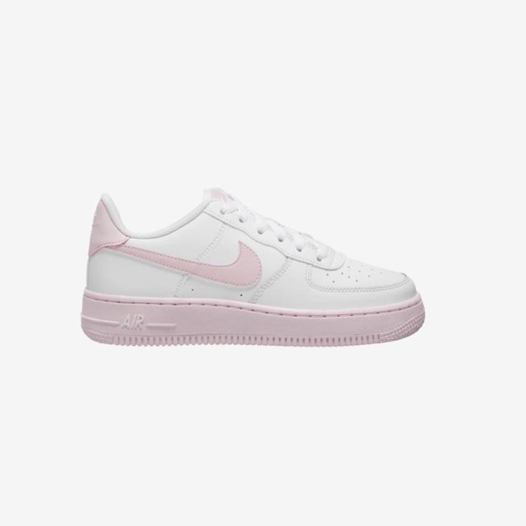 Nike Air Force 1 Lv8 1空军一号白粉大童鞋