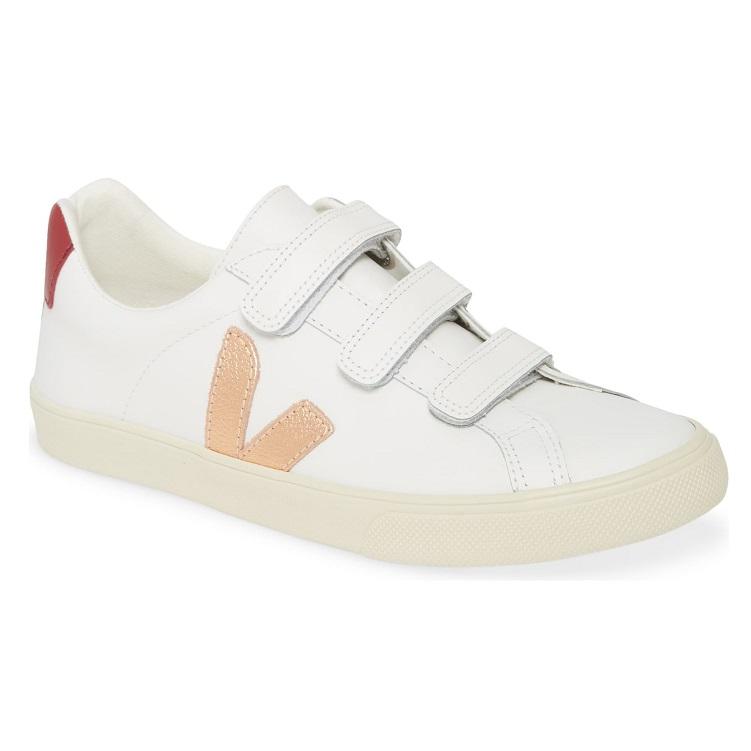 VEJA Esplar 3-Lock 中性款复古运动鞋