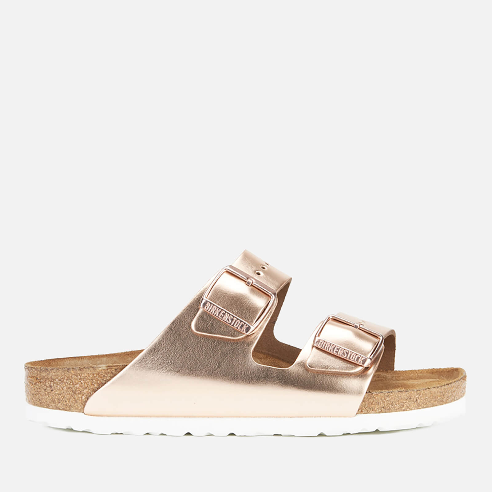 Birkenstock Arizona 女士金属色博肯凉鞋