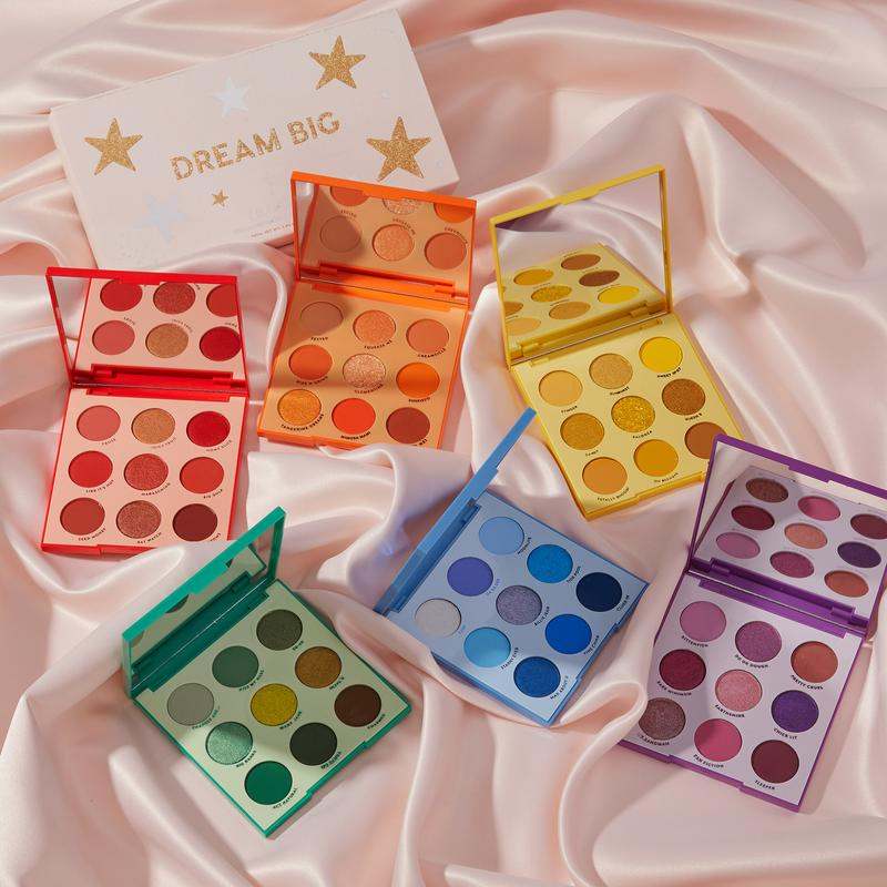 ColourPop 卡拉泡泡 dream big 眼影盘套盒