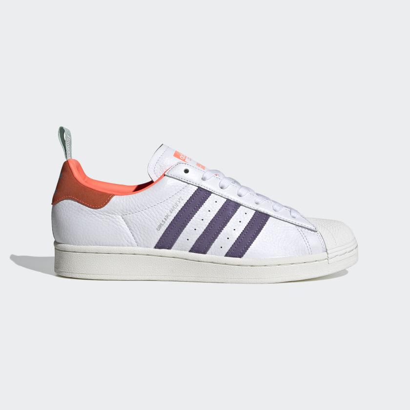 adidas Originals 阿迪达斯三叶草 Superstar 贝壳头休闲板鞋