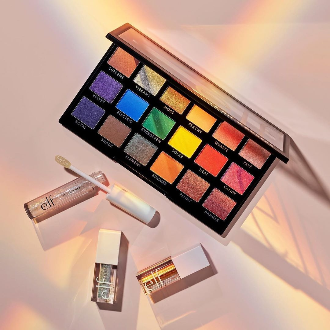 ELF Cosmetics 美国官网:16周年精选美妆