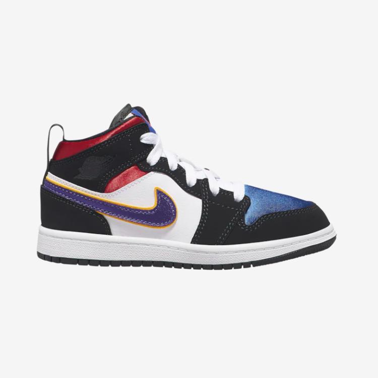Jordan AJ 1 Mid SE 乔丹1代运动休闲童鞋