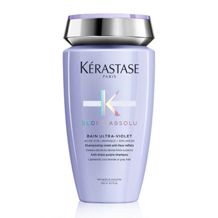 KERASTASE 卡诗 耀光凝色洗发水玻尿酸水光滋润洗发水 250ml