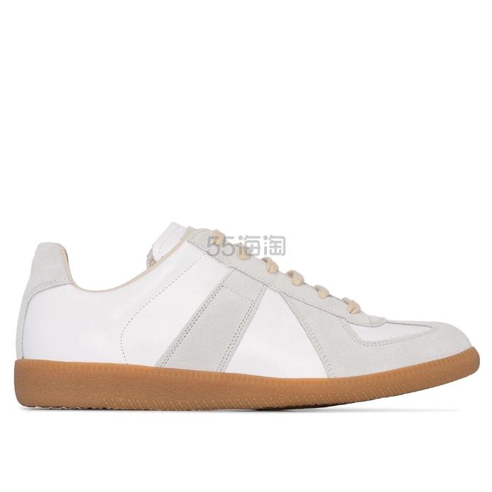 Maison Margiela replica 皮质运动鞋