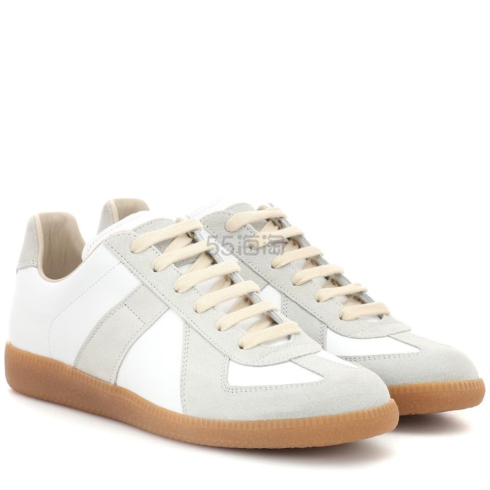 【凑单8折 码全!】MAISON MARGIELA Replica 小白鞋