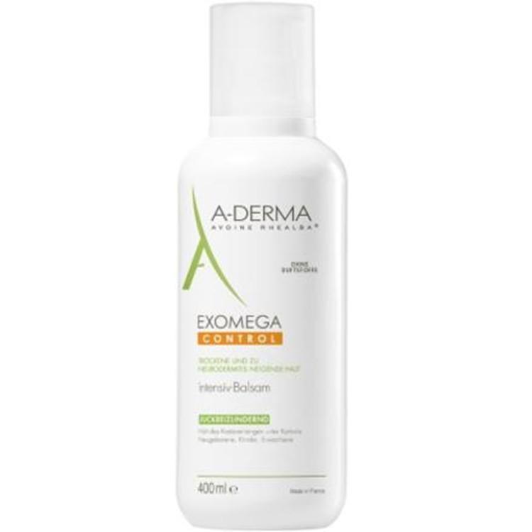 A-Derma 艾芙美 燕麦新叶保湿香膏身体乳 400ml 适合干性或易患湿疹肌肤