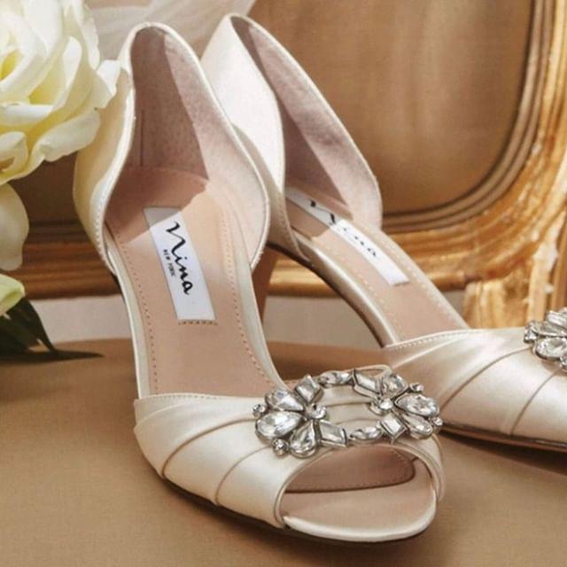Nina Shoes:精选全场高跟鞋婚鞋