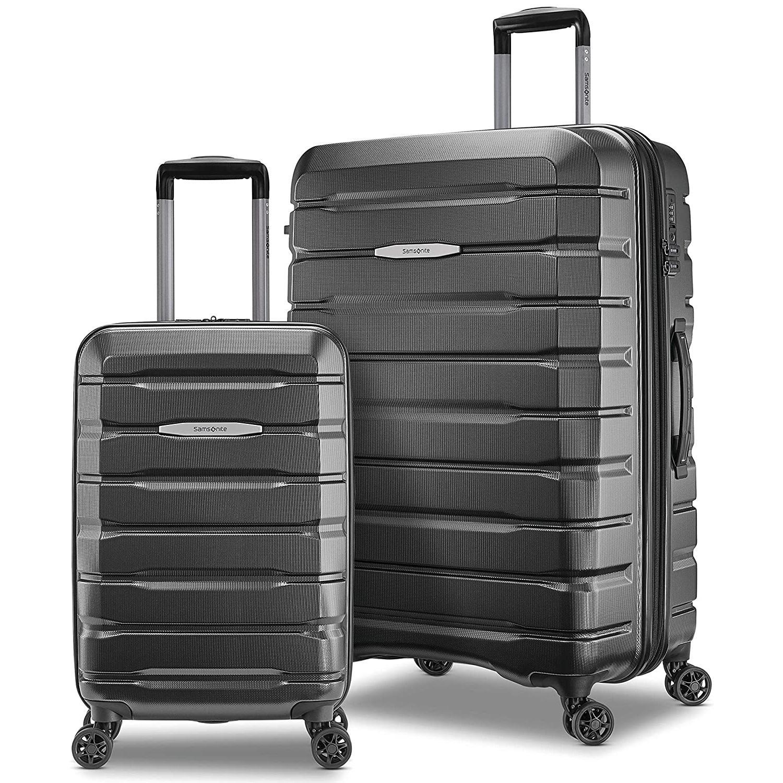 新客首单高返6%!Samsonite 新秀丽 硬壳行李箱组合 21+27寸