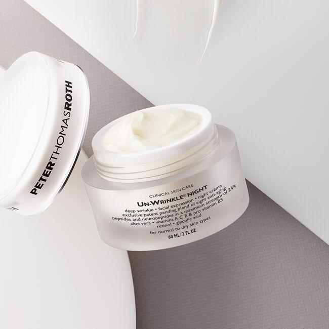 Un-Wrinkle Night Cream - Super Size