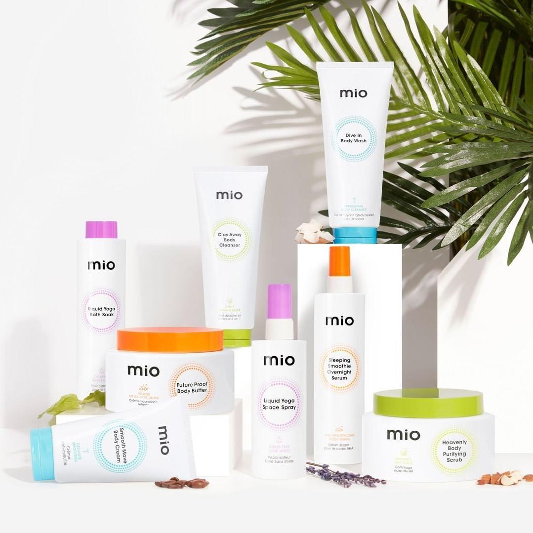 LF 美国站:现有 Mio skincare 肌肤紧致乳、身体刷热卖