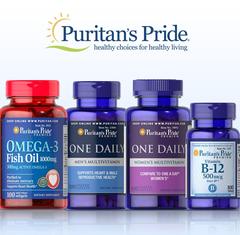 Puritan's Pride 普丽普莱:精选 眼部健康 保健营养品 8.5折