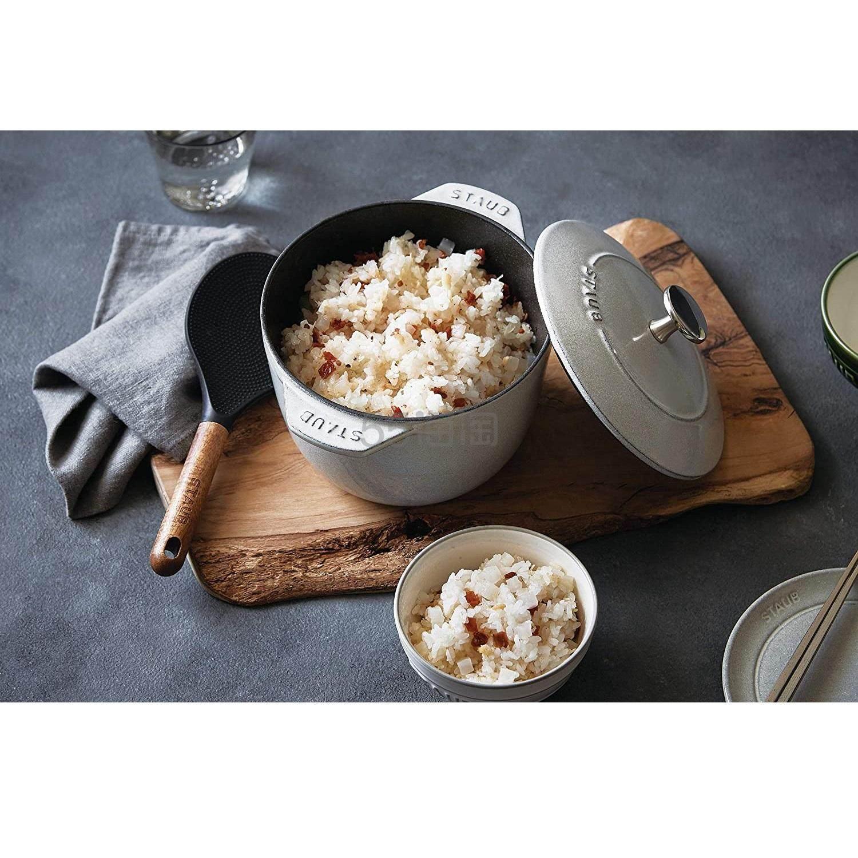 【中亚Prime会员】Staub 珐宝  La Cocotte de GOHAN 煮锅 12cm