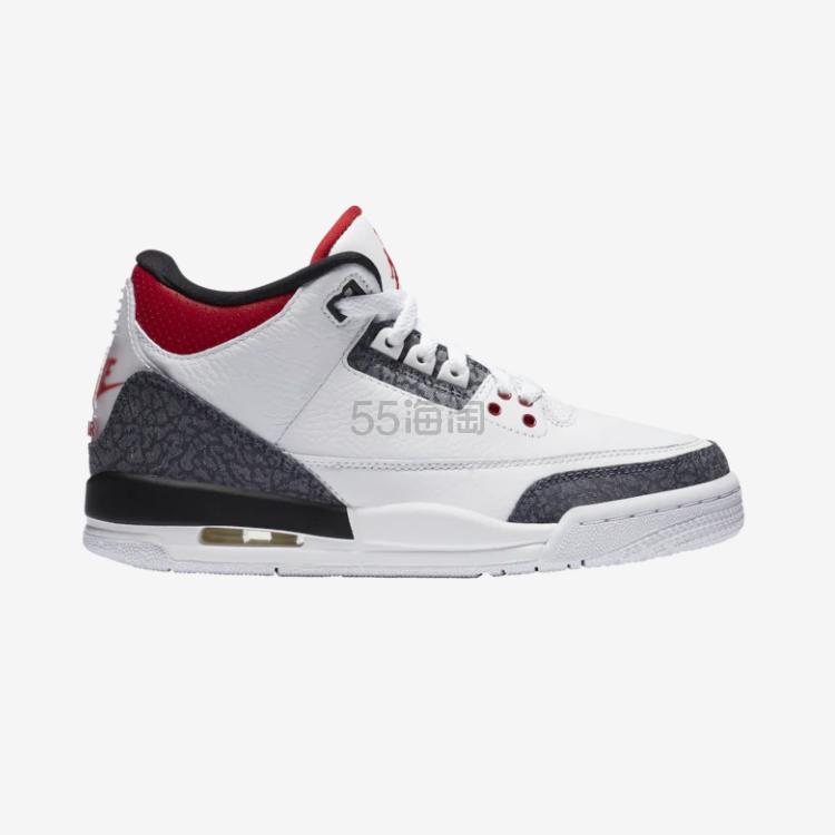【少量补货】Jordan Retro 3 乔丹3代运动鞋大童款