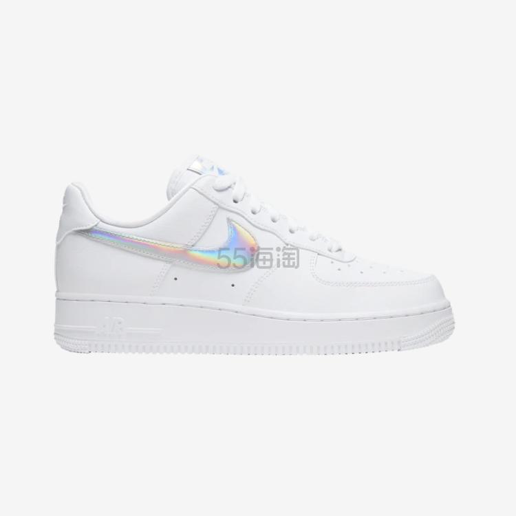 Nike Air Force 1 07 LE Low 耐克空军一号镭射款运动鞋