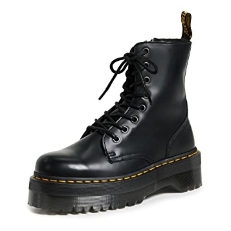 赵丽颖同款!Dr. Martens Jadon 8 孔靴子