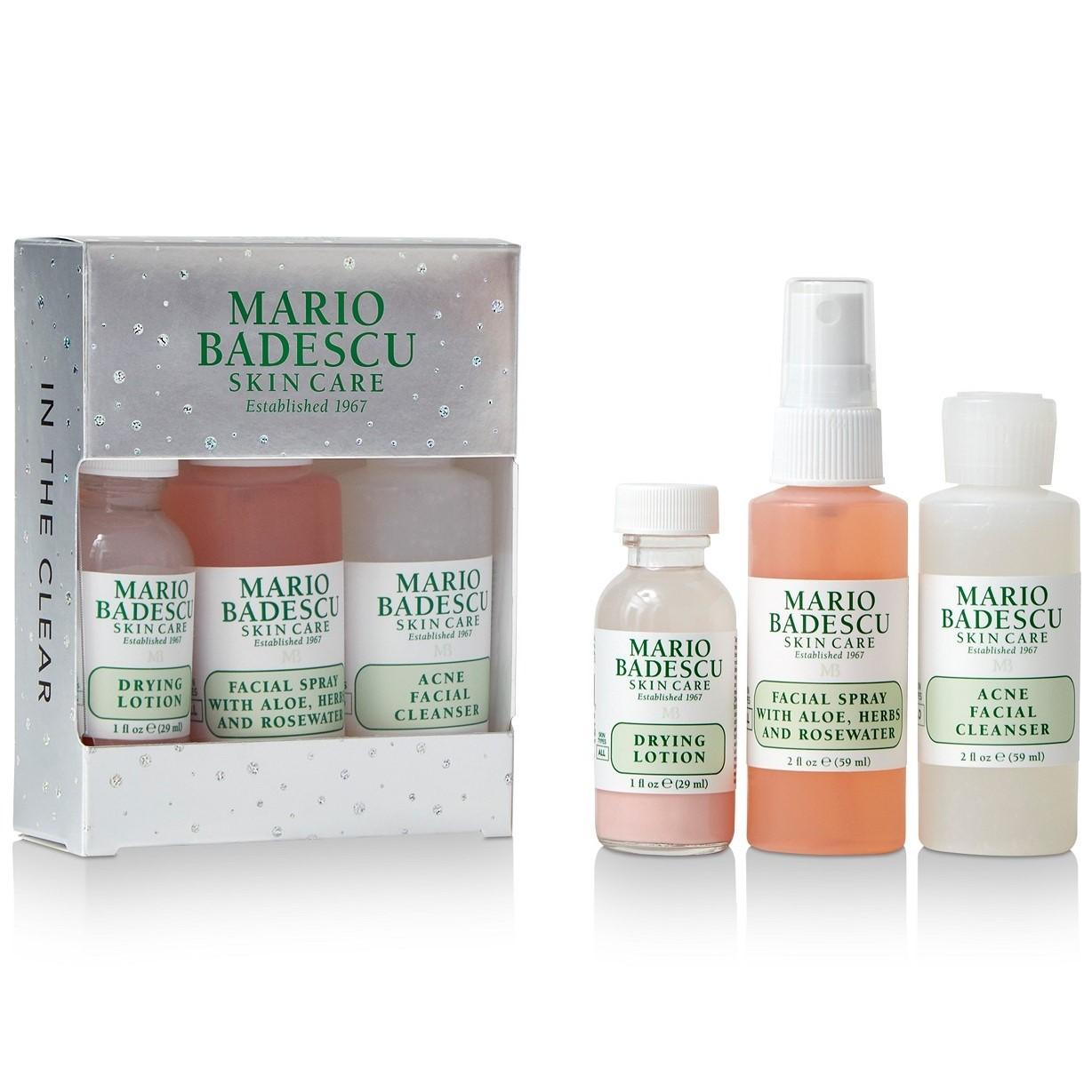Mario Badescu 3-Pc. In The Clear Set