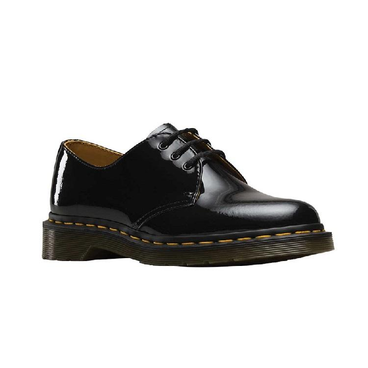 Dr. Martens 1461 3眼亮面马丁鞋