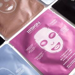 Skinstore:111 skin 玫瑰金面膜、黑钻眼膜等护肤