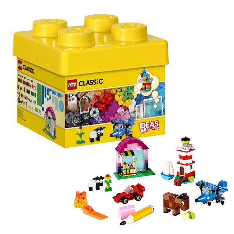 【直邮仓】LEGO乐高 经典玩具积木盒 1套 221粒 四岁+(可拼小羊、小飞机、小马船多种造型)