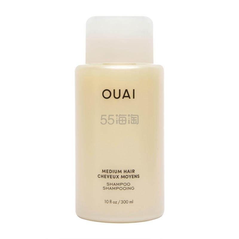 【7折】OUAI 中等发质柔顺洁净洗发水 300ml