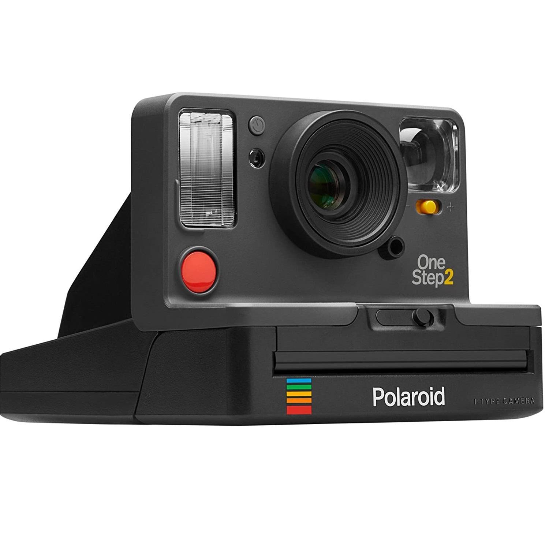 最后一件! Polaroid 宝丽来 One Step 2 View Finder 即时 i 型摄像机 黑色9009