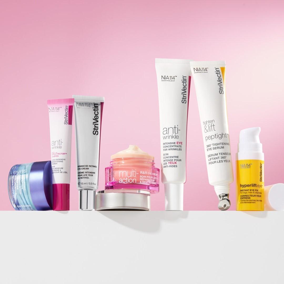 Skinstore:Strivectin 斯佳唯婷颈霜、眼霜等抗皱护肤