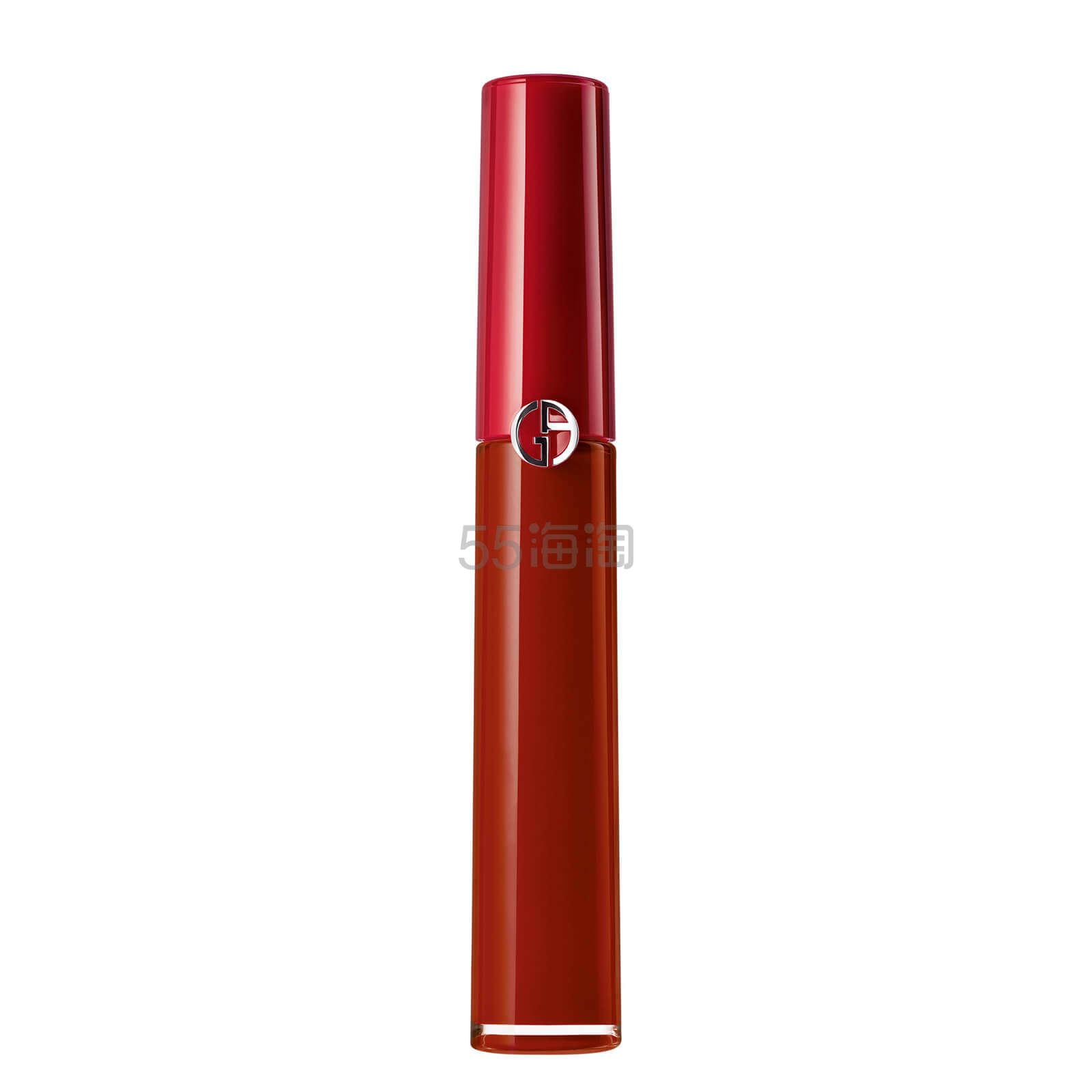【线上7折+额外9折】Armani 红管唇釉 405