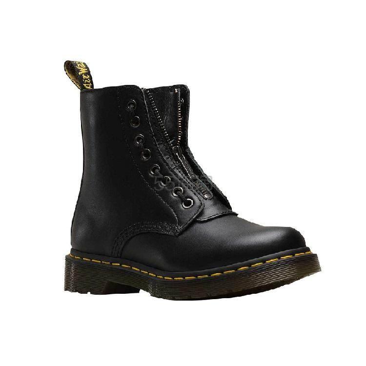 【7.3折】Dr. Martens 1460 Pascal 前拉链马丁靴