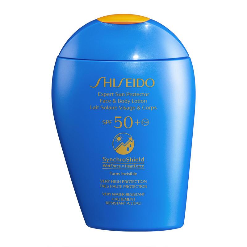 【满£100减£20】Shiseido 资生堂 面部和身体防晒乳液 150ml