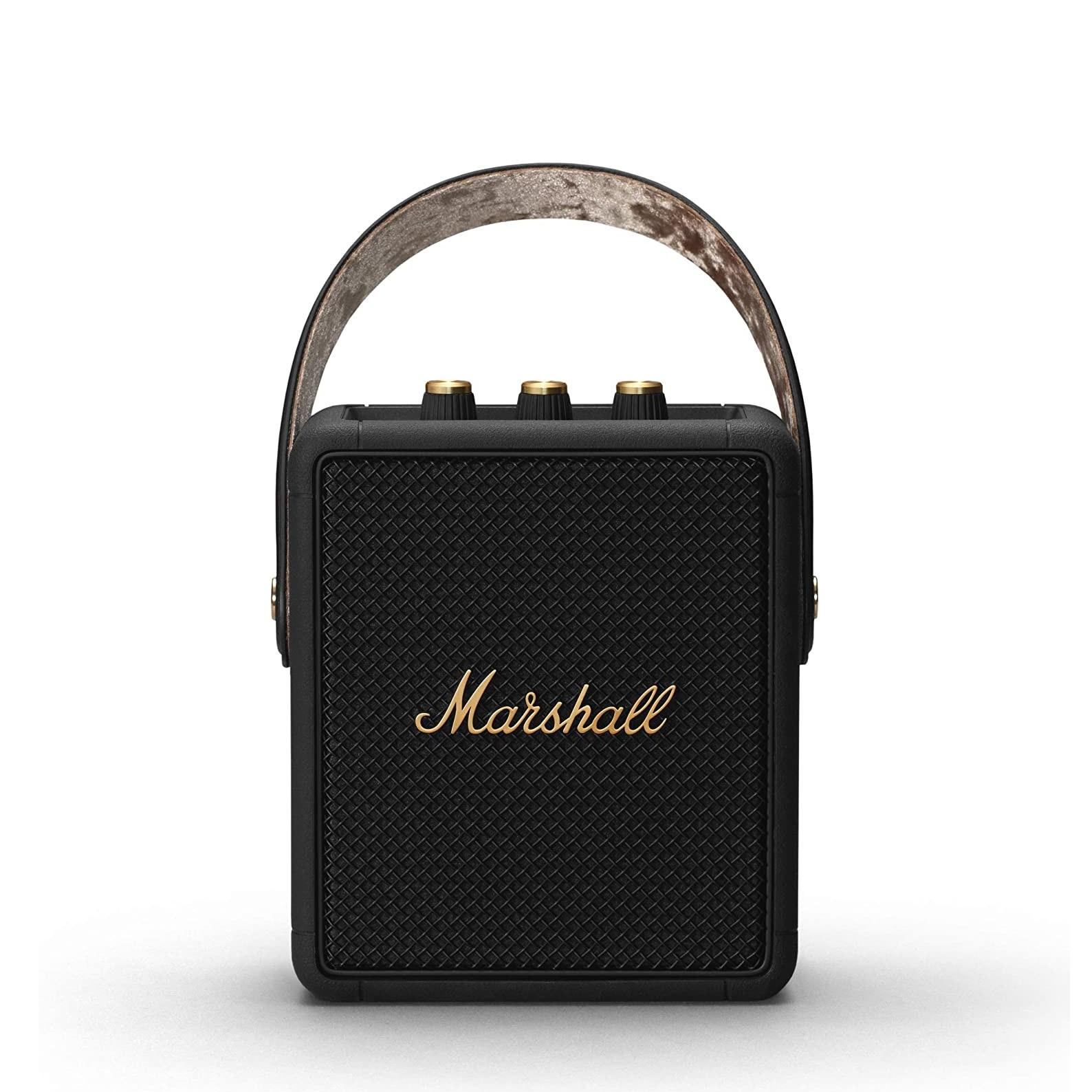 低价!马歇尔 便携式无线蓝牙音箱