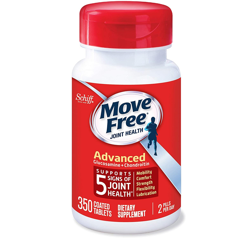 Move Free 益节 氨基葡萄糖和软骨素 350粒