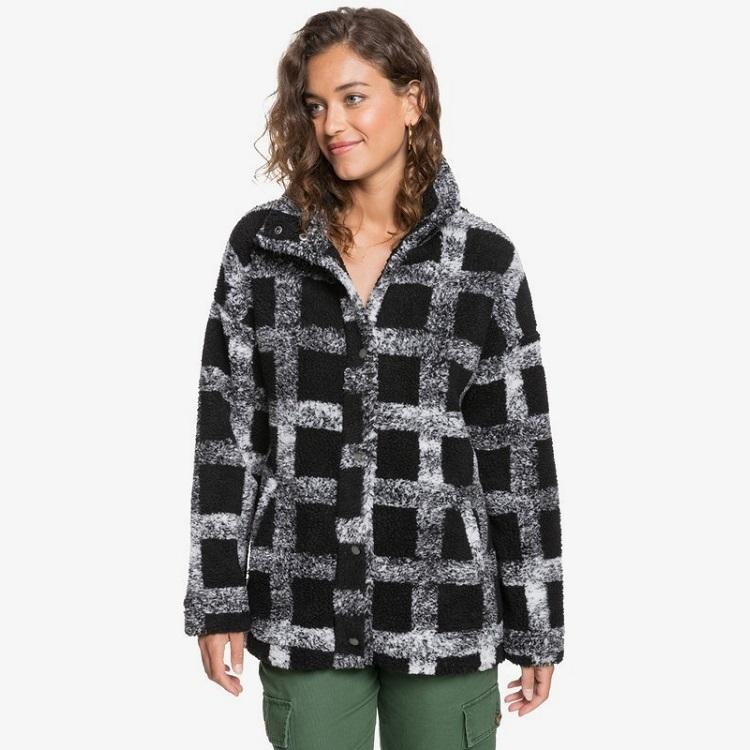 Roxy 女士格纹外套