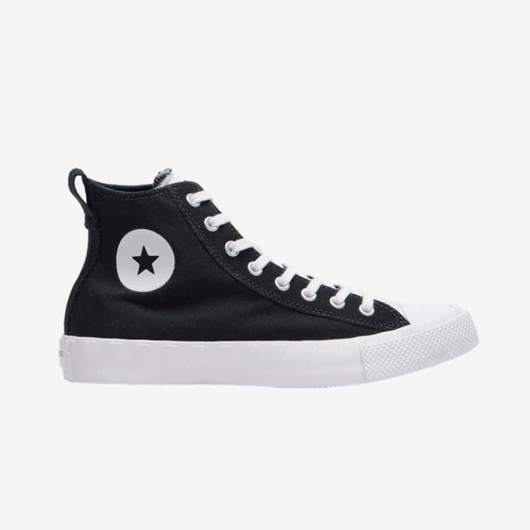 Converse UNT1TL3D Hi 匡威高帮拼接帆布鞋