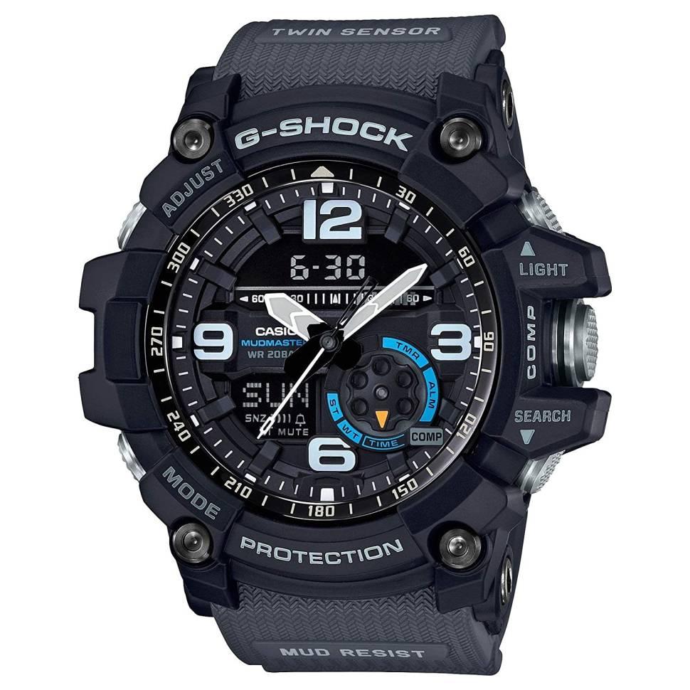 国内¥2966!CASIO 卡西欧 G-Shock 男士运动石英手表 GG1000-1A8