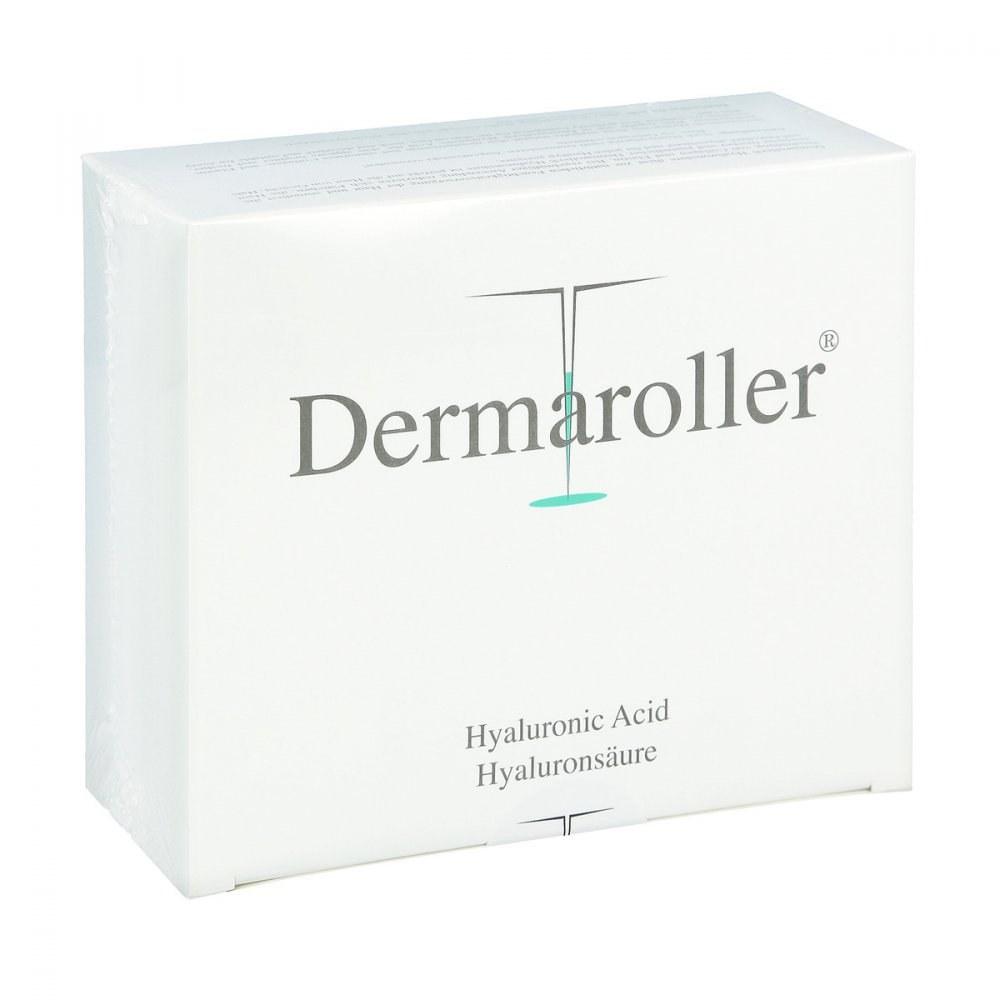 【55专享】德国 Dermaroller 高浓度玻尿酸精华原液 (30剂 1.5ml/剂)